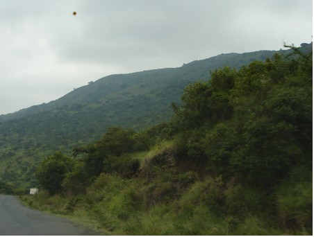 Ngong Hills near Nairobi, Kenya, Africa